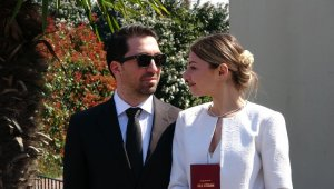 Gelin İtalyan olunca memur nikahı salon dışında kıydı