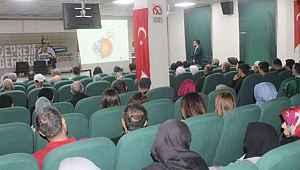 Gürsululara deprem konferansı - Bursa Haberleri