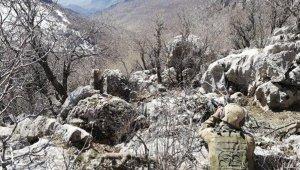 Güvenlik güçlerine el bombası atma hazırlığında olan terörist etkisiz hale getirildi