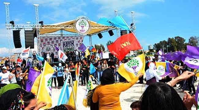 HDP, koronavirüs nedeniyle tüm nevruz etkinliklerini iptal etti
