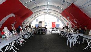 HDP önündeki ailelerin evlat nöbeti 199'uncu gününde