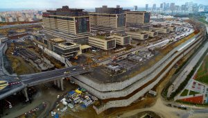 """İBB """"paramız yok"""" dedi, şehir hastanesine yol yapmadı"""