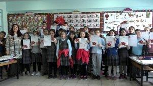 İlkokul öğrencilerinden askerlere duygulandıran mektup - Bursa Haberleri