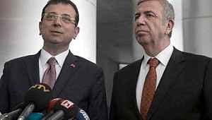 İmamoğlu ve Yavaş'ın başlattığı kampanyayı Bakanlık durdurdu...