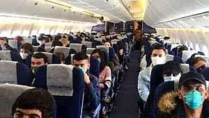Irak ile Türkiye arasında yolcu uçağı krizi... İstanbul'a indirilmedi