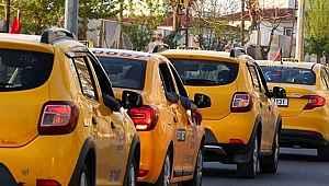 İşçişleri Bakanlığı'dan yeni genelge! 3 büyükşehirde taksilerin çalışma günlerine sınır getirildi