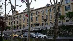 İstanbul'da iki üniversite koronavirüse karşı eğitimi durdurdu