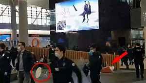 İstanbul Havalimanı'da koronavirüs gerginliği... Zorla ülkeye girmek istediler