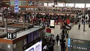 İstanbul Sabiha Gökçen Havalimanı'nda bütün uçuşlar durduruldu