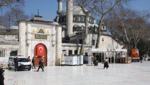 İstanbul'da ezan sonrası cami hoparlörlerinden 'Korona virüsü' anonsu