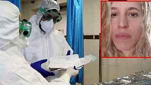 İtalya'da yaşayan Türk kızı, koronavirüsün etkilerini ağlayarak anlattı