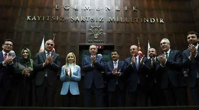 İYİ Parti'den istifa eden milletvekili, AK Parti'ye geçti