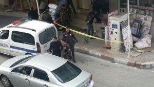 İzmir'de iş yerine ateş açıldı: 1 ölü