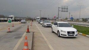 Jandarma alarma geçti, kontrol noktası oluşturdu - Bursa Haberleri