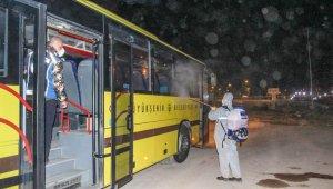 Karacabey Belediyesi'nden korona virüsüne karşı sıkı tedbir - Bursa Haberleri