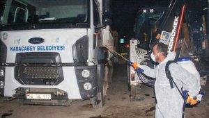 Karacabey Belediyesi'nden koronavirüs ile örnek mücadele - Bursa Haberleri