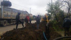 Karacabey'de alt yapı çalışmaları tam gaz - Bursa Haberleri