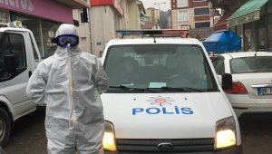 Kastamonu'da yasağa uymayan 65 yaş üstü 3 kişiye 9 bin 450 lira ceza