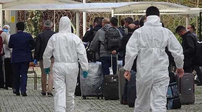 Katar'dan gelen 63 kişi Bursa'da karantinaya alındı - Bursa Haberleri