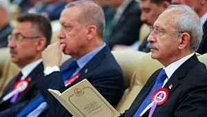 Kılıçdaroğlu'ndan Erdoğan'a,