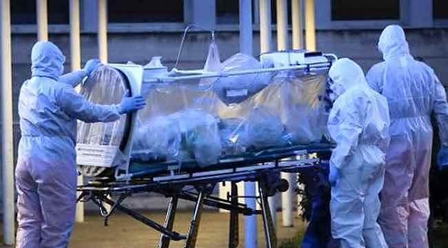 Korkutan koronavirüs tablosu... Türkiye'deki vaka sayısı İtalya ve İspanya'dan hızlı artıyor