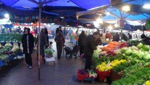 Korona pazarları da vurdu - Bursa Haberleri