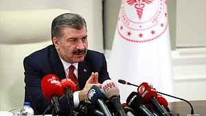 Koronavirüs can almaya devam ediyor! Sağlık Bakanı Fahrettin Koca: 9 kişi daha hayatın kaybetti