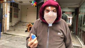 Koronavirüs korkusu İstanbul esnafına bunu yaptırdı