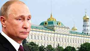 Koronavirüs, Kremlin'e kadar girdi... Bir çalışanda tespit edildi