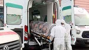 Koronavirüsten 15 hasta hayatını kaybederek ölenlerin sayısı 59'a yükseldi! Yeni hasta sayısı yükselmeye devam ediyor!