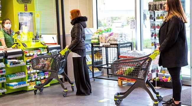 Küçük ve büyük marketlerin çalışma saatlerine kısıtlama getirildi