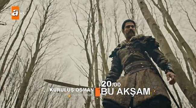 Kuruluş Osman 15. bölüm izle (son bölüm izle) - Kuruluş Osman 15. son bölüm tek parça izle full18 Mart 2020 - ATV