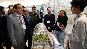 Lise öğrencilerinin TÜBİTAK projeleri BUÜ'de sergileniyor - Bursa Haberleri