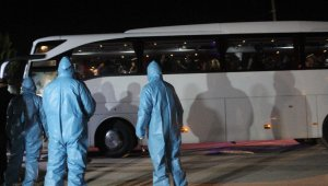 Macaristan ve Tunus'tan dönen 36 kişi Kocaeli'de karantinaya alındı