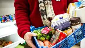 Maddi durumu olmayan 65 yaş ve üstündeki 50 bin kişiye gıda yardımı yapılacak