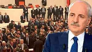 Meclis'teki kavga sonrası AK Parti'den ilk açıklama: