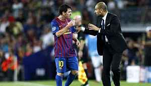 Messi ve Guardiola, gönülleri fethetti... Bağışladıkları rakam alkış aldı