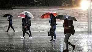 Meteoroloji, 4 il için sağanak yağış uyarısında bulundu