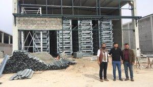 Midyat'a 110 milyon liralık dev yatırım