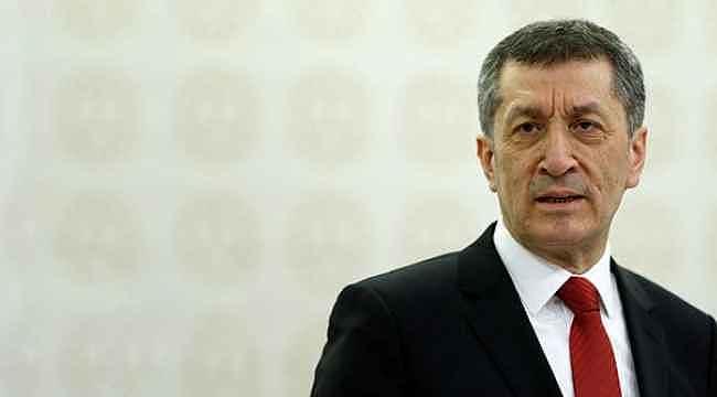 Milli Eğitim Bakanı Selçuk, evden eğitimin ayrıntılarını açıkladı