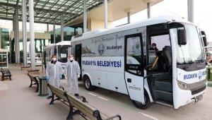 Mudanya Belediyesi'nden sağlık çalışanlarına servis hizmeti - Bursa Haberleri