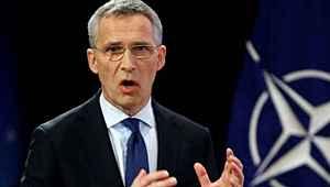 """NATO Genel Sekreteri Stoltenberg: """"Türkiye çok ağır bir sığınmacı yükü altındadır"""""""