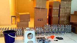 O ülkede ele geçirilen kaçak votkalar, koronavirüse karşı kullanılacak