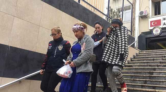 Onlarca hırsızlık yaptılar, yakalanınca çocuklarını bahane ettiler
