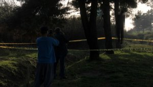 Ormanlık alanda asılı bulunan gencin ailesi perişan oldu
