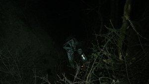 Otomobil şarampolden aşağı uçtu 6 yaralı - Bursa Haberleri