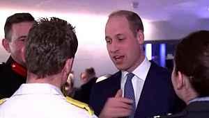 Prens William korona şakası yaptı, babası Prens Charles virüse yakalandı