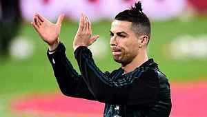 Ronaldo'nun koronavirüs testi belli oldu