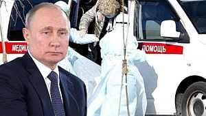 Rusya'da vaka sayısı rekor artışla bin 36'ya yükseldi