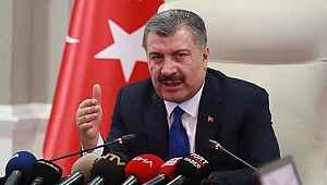 Sağlık Bakanı Fahrettin Koca'dan Bilim Kurulu toplantısı sonrası önemli uyarı ve açıklamalar